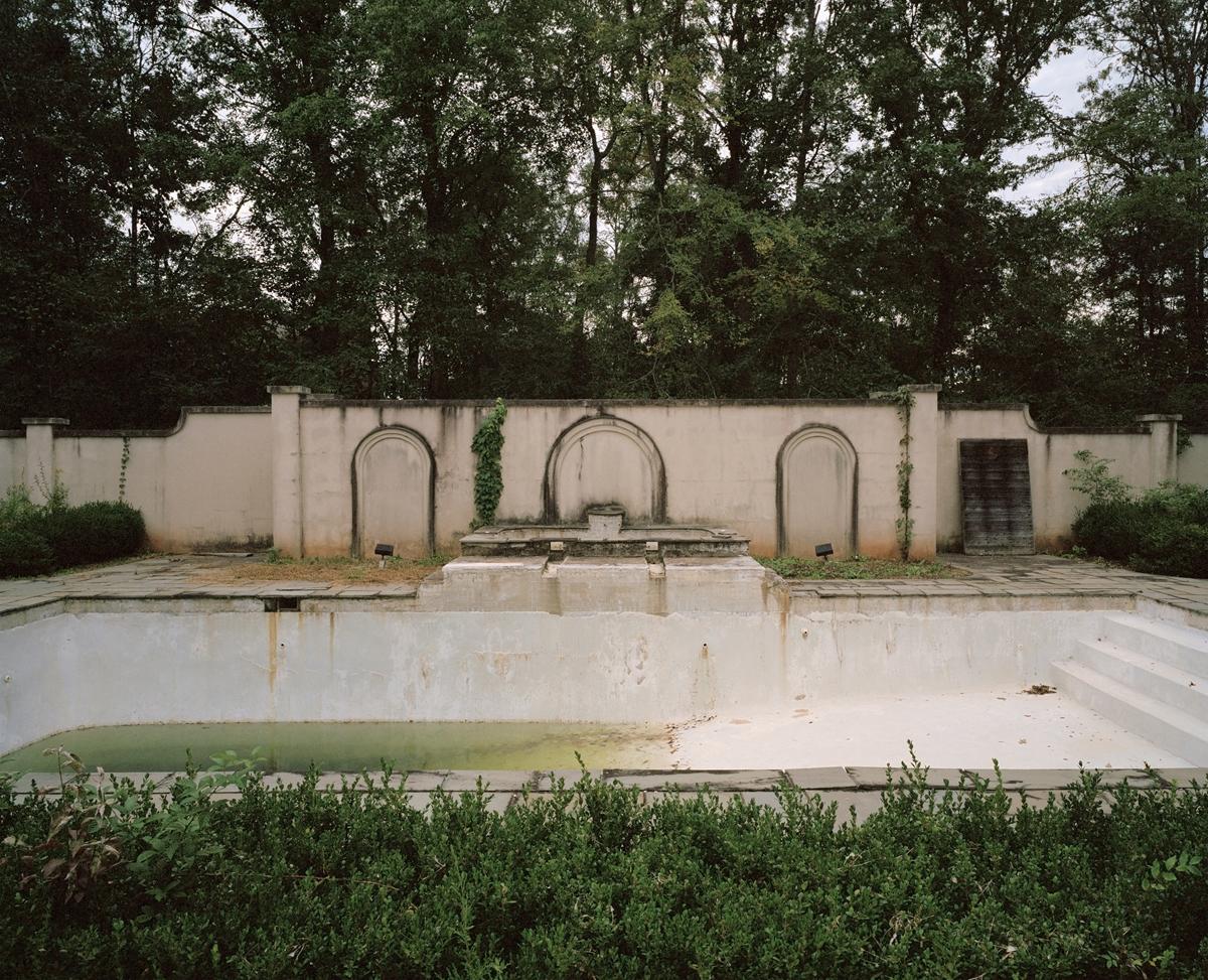 Backyard Pool, Athens, GA