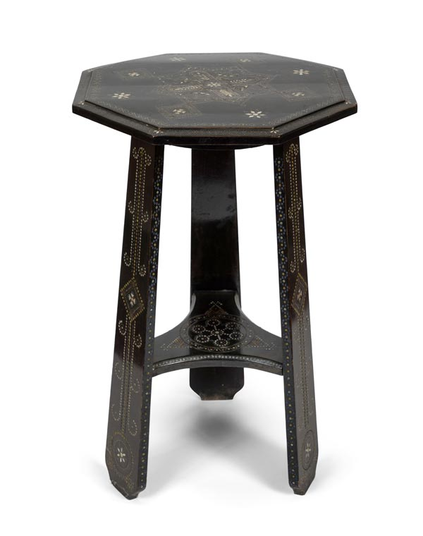 19th Century Moroccan Tea Table