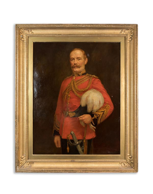C. 1902 English Military Officer