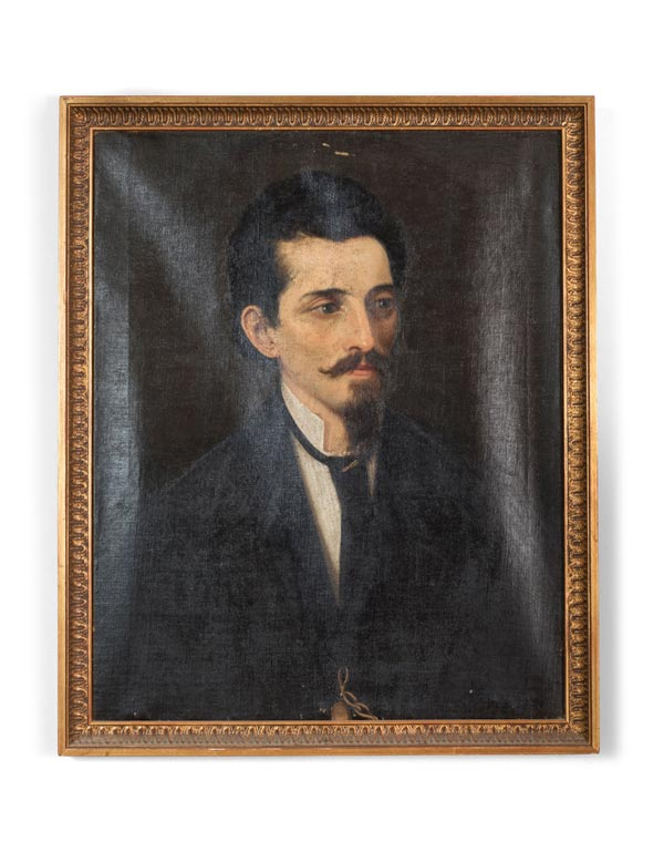European Early 20th Centiury Gentleman
