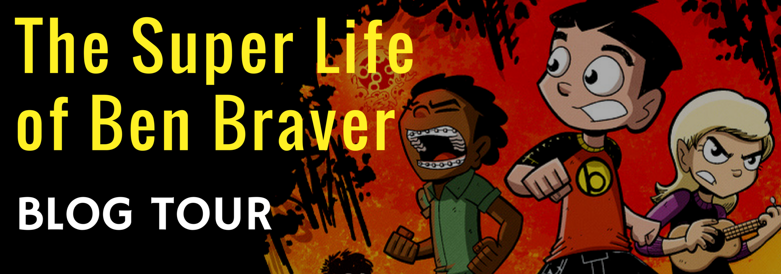 Ben Braver Blog Tour
