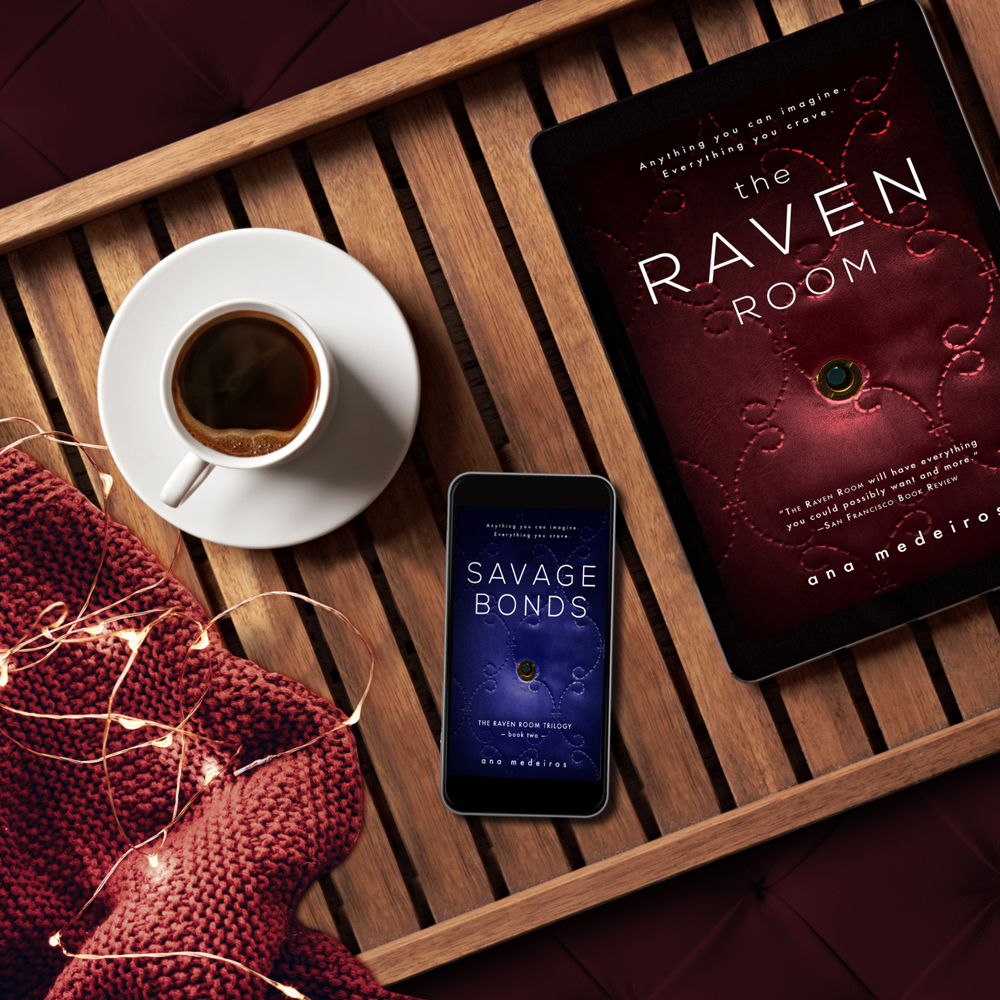 THE RAVEN ROOM by Ana Medeiros