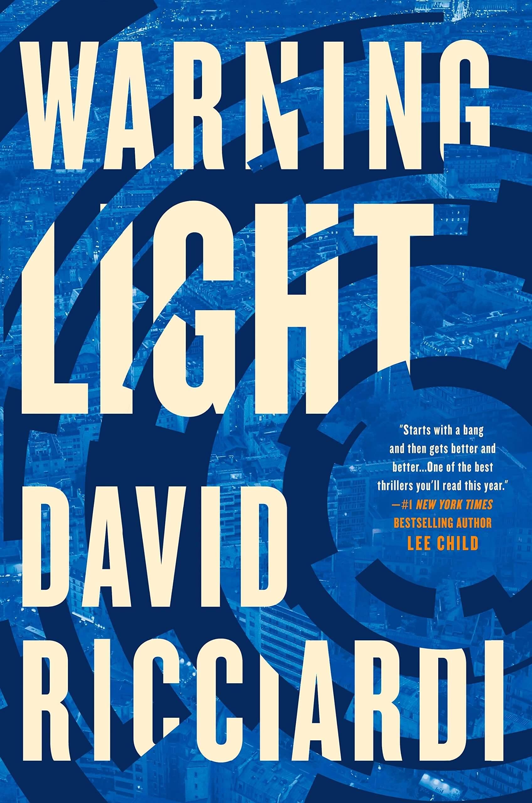 Warning Light by David Ricciardi