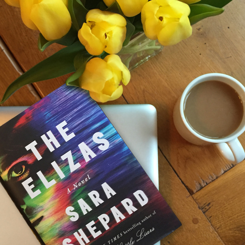 THE ELIZAS by Sara Shepard