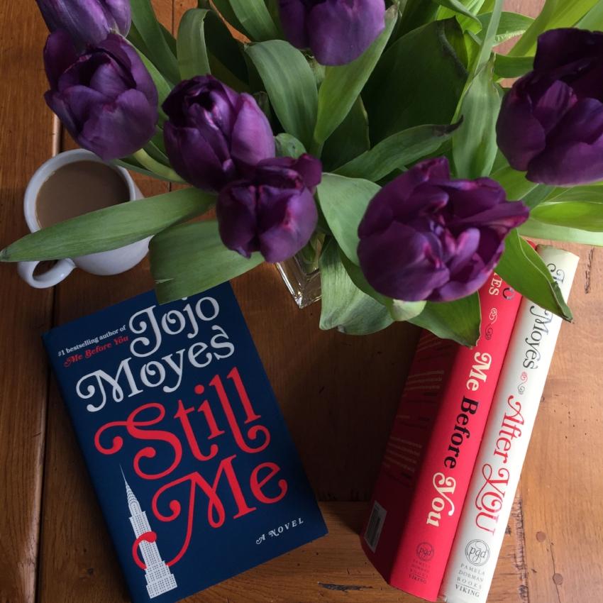 STILL ME by Jojo Moyes