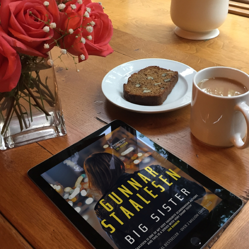 Book Review for BIG SISTER by Gunnar Staalesen