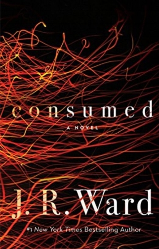 Consumed (Firefighters #1) by J.R. Ward
