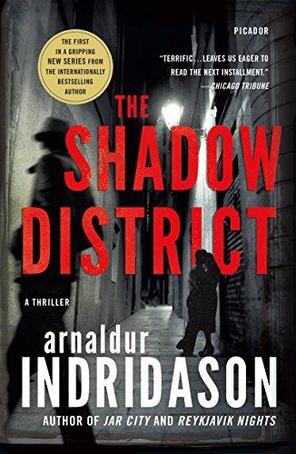 THE SHADOW DISTRICT by Arnaldur Indridason