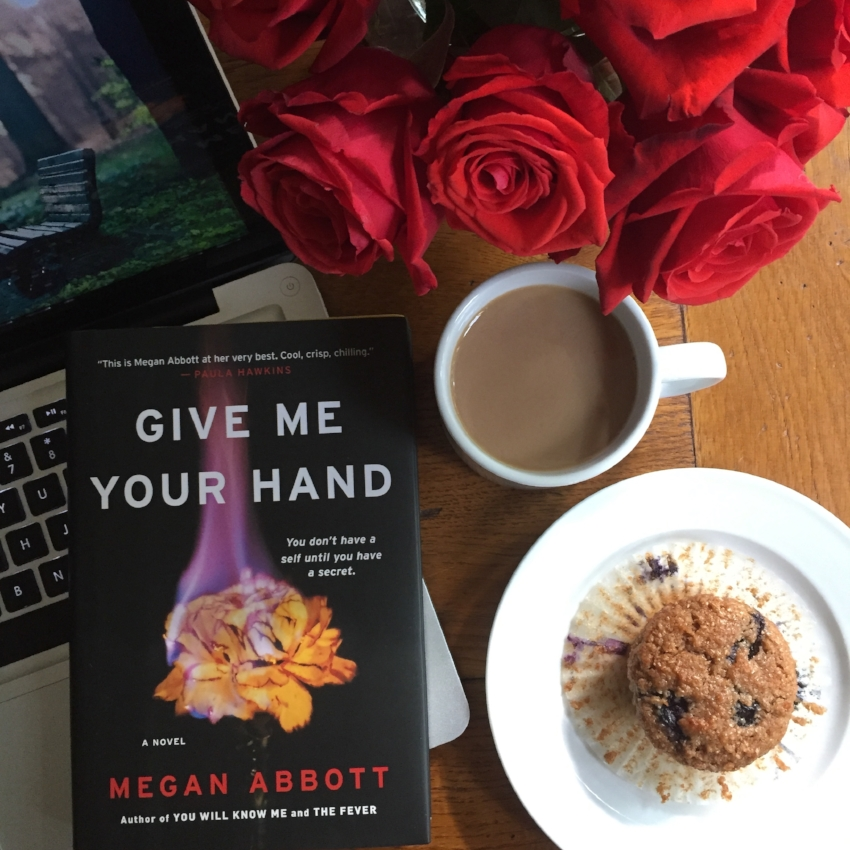 Book Review for GIVE ME YOUR HAND by Megan Abbott