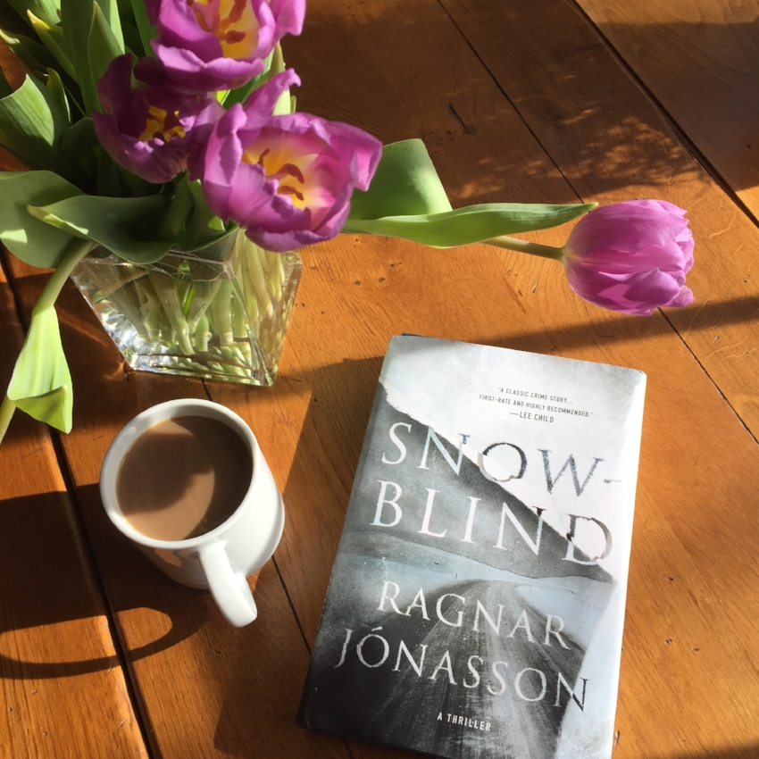 Book Review for SNOWBLIND by Ragnar Jonasson