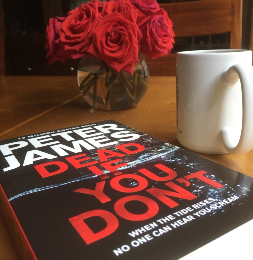 Book Review for DEAD IF YOU DON'T by Peter James