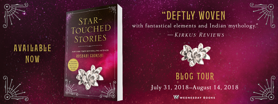 Star Touched Stories Blog Tour