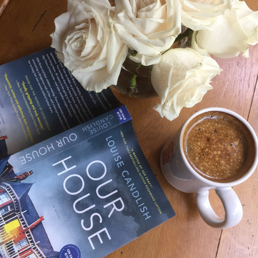 Book Review for OUR HOUSE by Louise Candlish