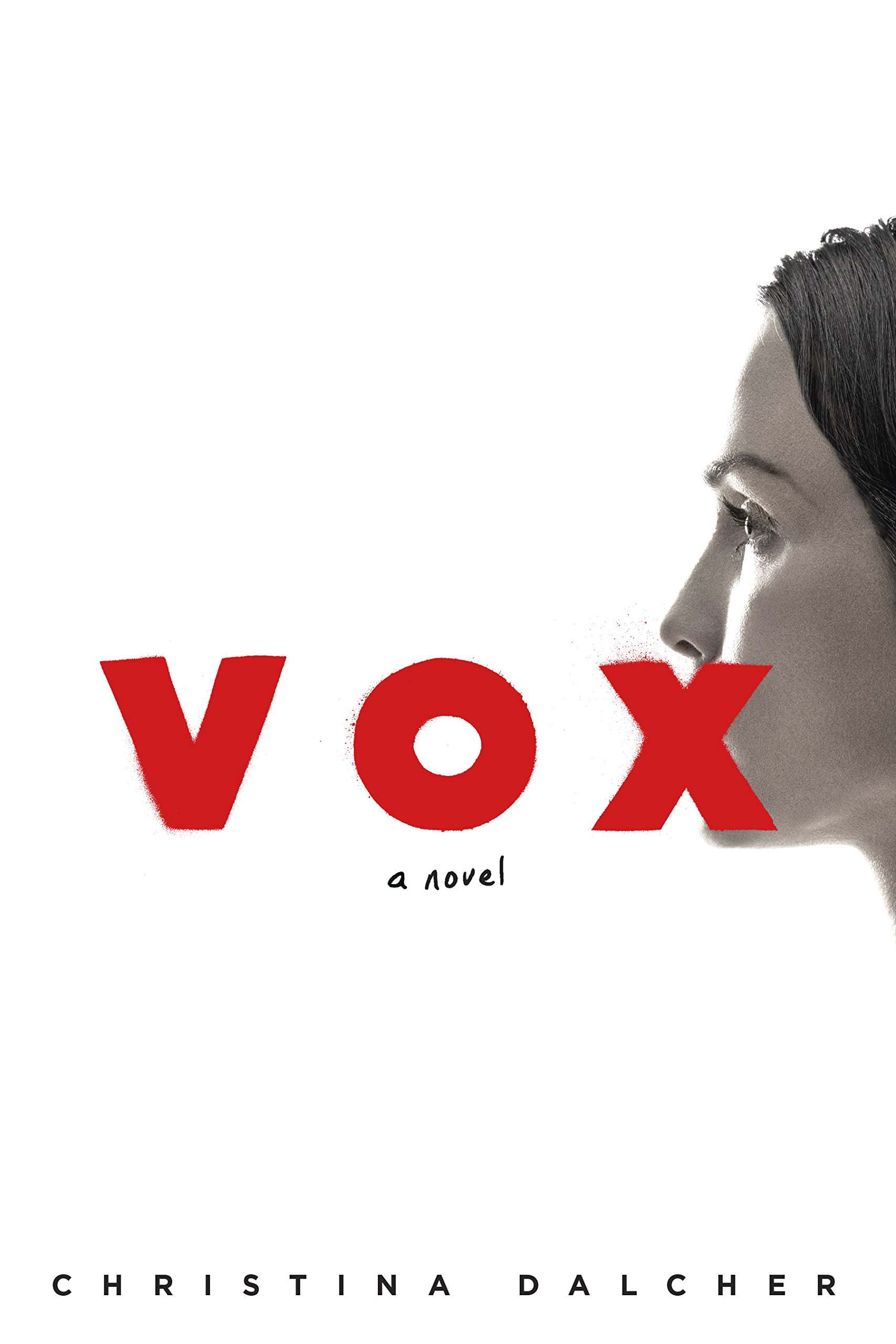VOX by Christina Dalcher Cover