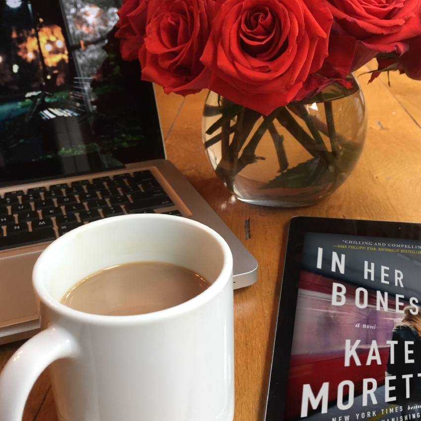 Book Review for IN HER BONES by Kate Moretti