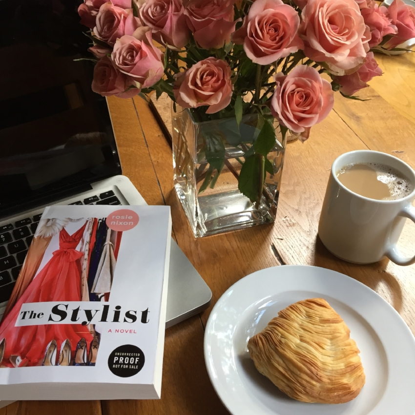 Book Review for THE STYLIST by Rosie Nixon