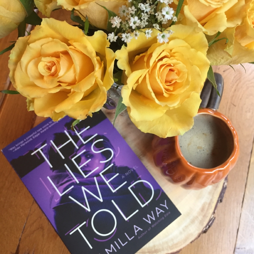 Book Review for THE LIES WE TOLD by Camilla Way