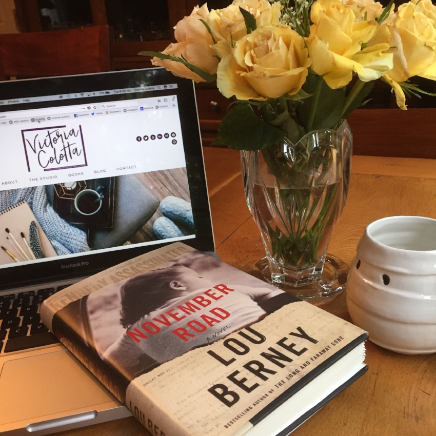 Book Review for NOVEMBER ROAD by Lou Berney