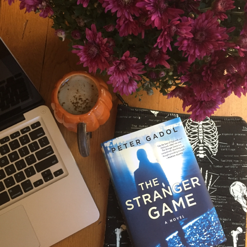 Book Review for THE STRANGER GAME by Peter Gadol