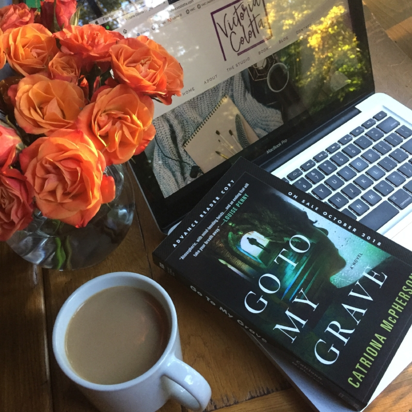 Book Review for GO TO MY GRAVE by Catriona McPherson