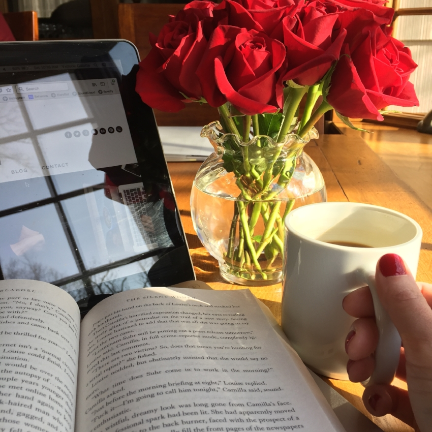 Book Review for THE SILENT WOMAN by Sara Blaedel