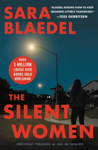 THE SILENT WOMAN by Sara Blaedel