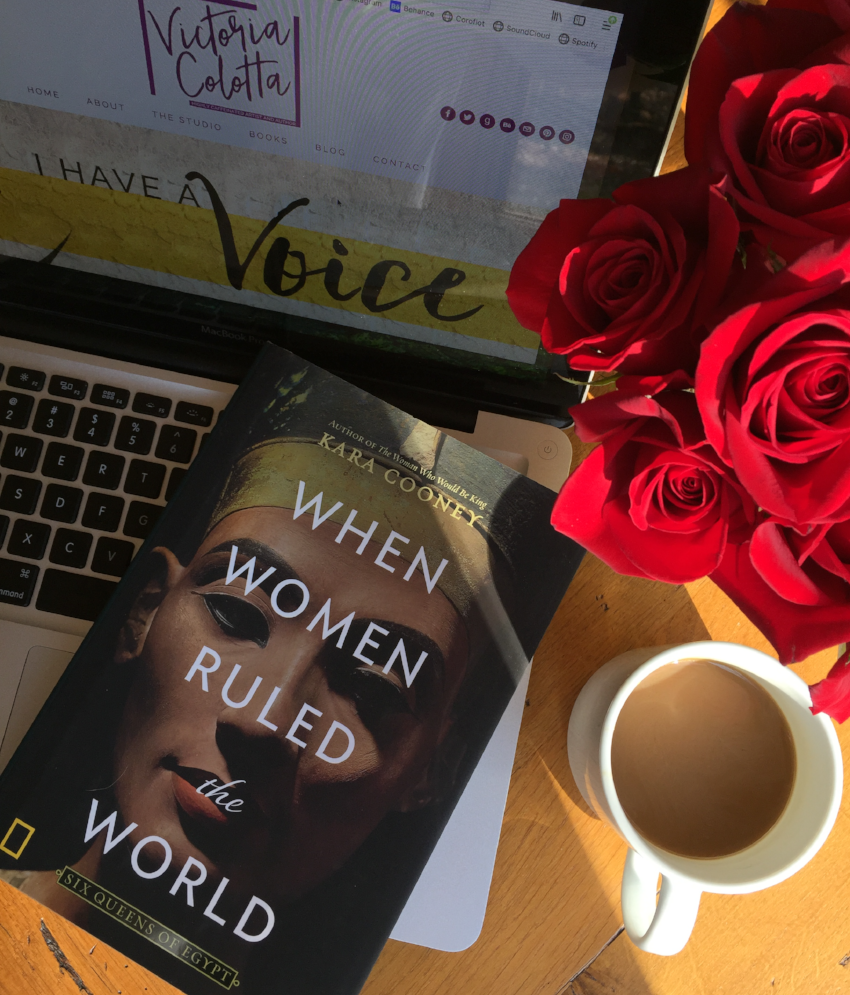Book Review for WHEN WOMEN RULED THE WORLD by Kara Cooney