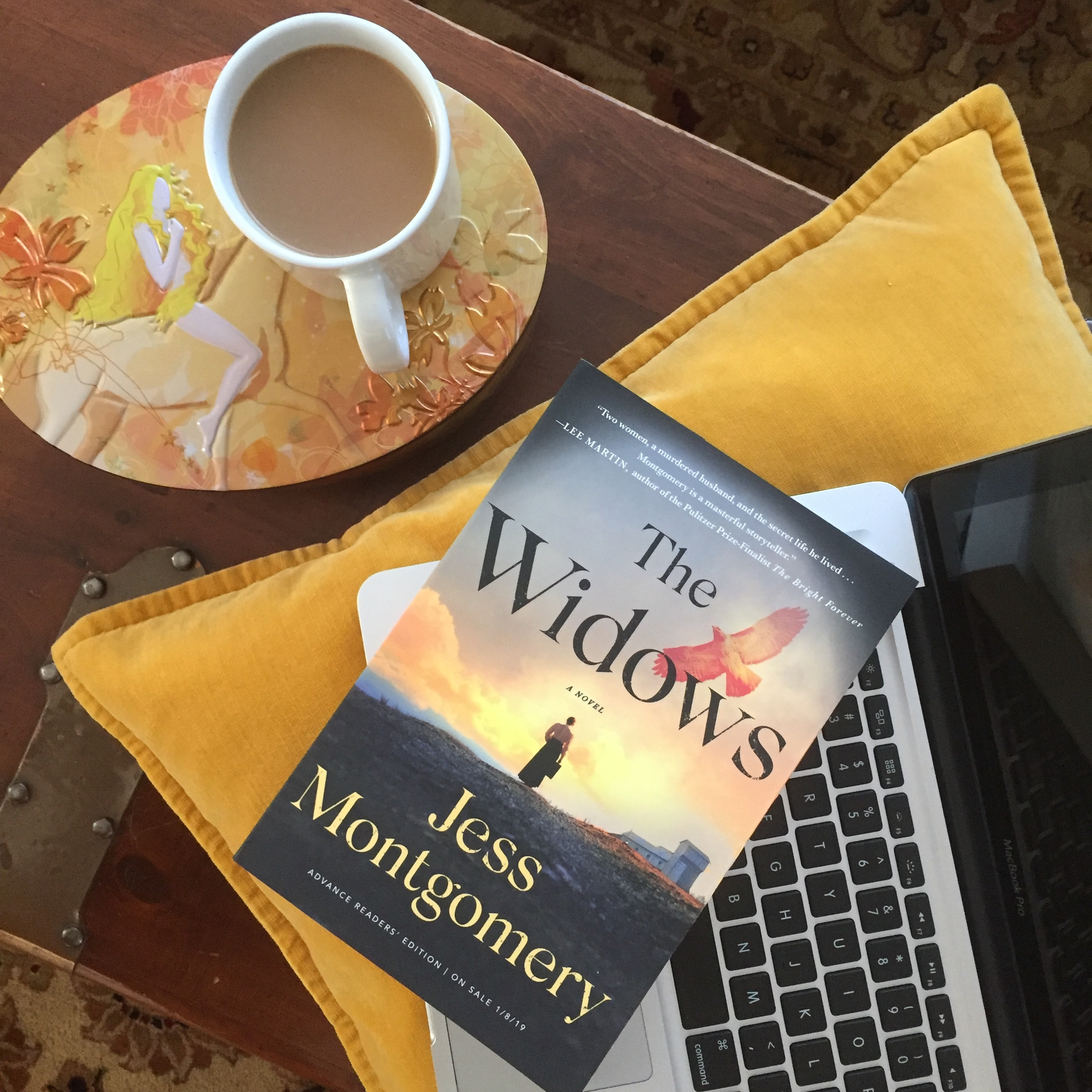 Book Review for THE WIDOWS by Jess Montgomery