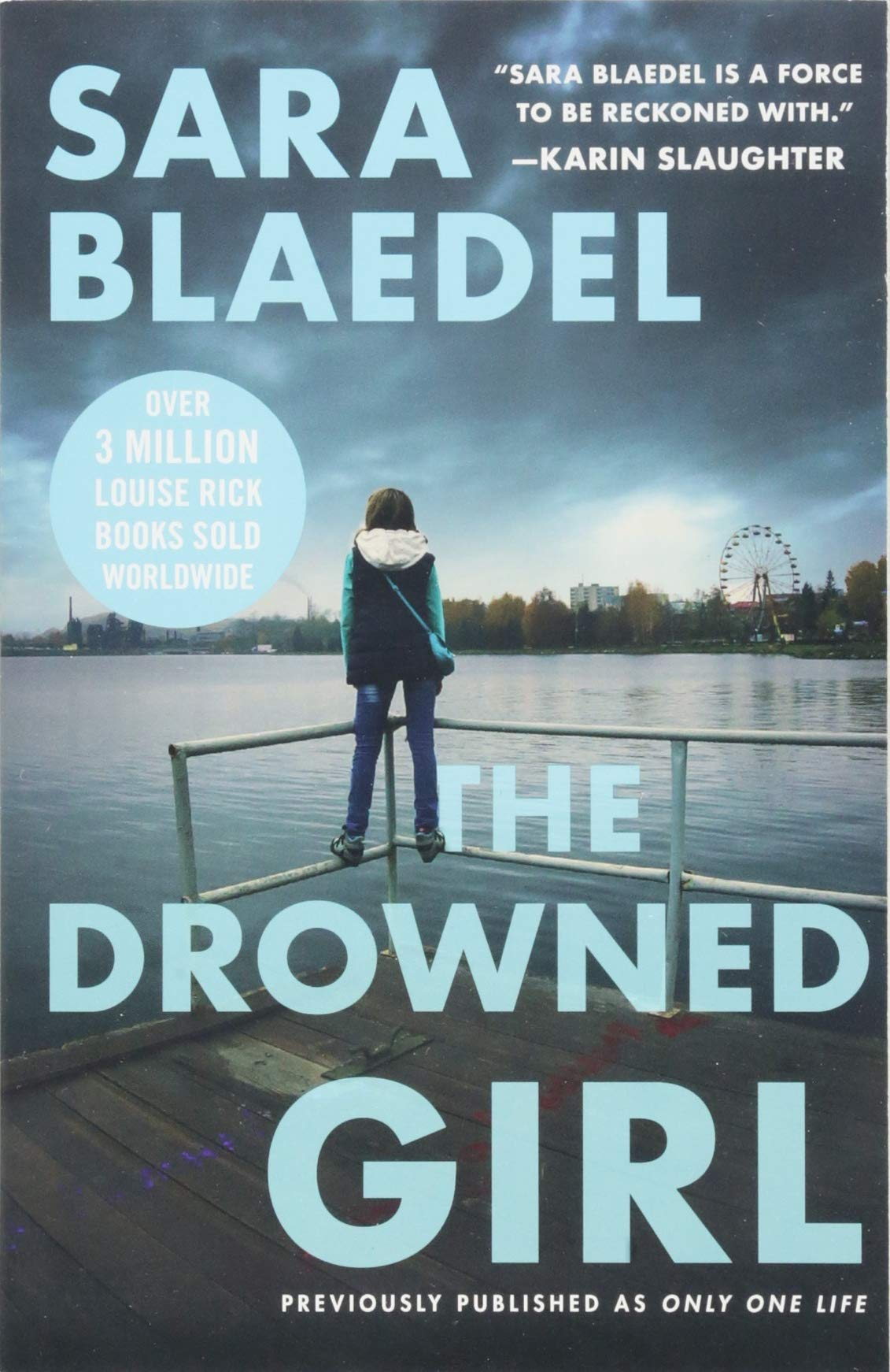 THE DROWNED GIRL by Sara Blaedel