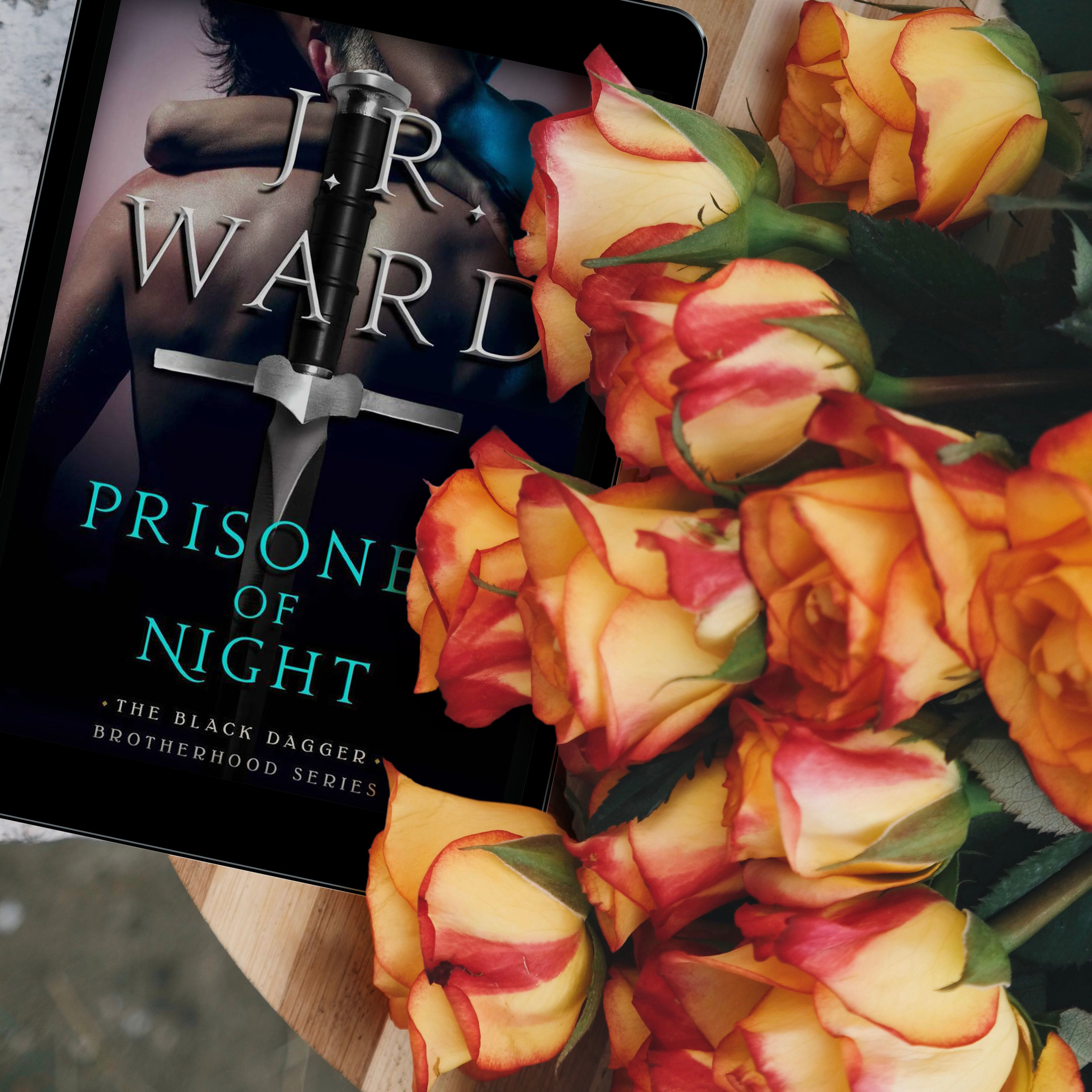 Excerpt of J.R. Ward's PRISONER OF NIGHT