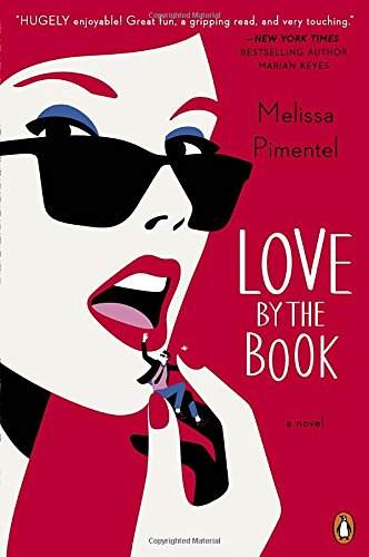 LOVE BY THE BOOK by Melissa Pimentel   This internationally bestselling, laugh-out-loud chronicle charts a year in the life of Lauren Cunningham, a beautiful, intelligent and unlucky-in-love twenty-eight-year-old American living in London. Feeling old before her time, Lauren moves to London in search of the fab single life replete with sexy Englishmen. But, why can't she convince the men she's seeing that she really isn't after anything more serious than seriously good sex? Determined to break the curse and find some regular male affection, she embarks on a project: each month she will follow the rules of a different dating guide until she discovers the science behind being a siren. Lauren will follow  The Rules , she'll play  The Game , and along the way she'll journal her adventures and maybe even find someone worth holding onto.