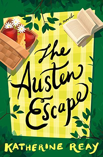 The Austen Escape by Katherine Reay    Falling into the past will change their futures forever.   Mary Davies finds safety in her ordered and productive life. Working as an engineer, she genuinely enjoys her job and her colleagues—particularly a certain adorable and intelligent consultant. But something is missing. When Mary's estranged childhood friend, Isabel Dwyer offers her a two-week stay in a gorgeous manor house in England, she reluctantly agrees in hopes that the holiday will shake up her quiet life in just the right ways.  But Mary gets more than she bargained for when Isabel loses her memory and fully believes she lives in Jane Austen's Bath. While Isabel rests and delights in the leisure of a Regency lady, attended by other costume-clad guests, Mary uncovers startling truths about their shared past, who Isabel was, who she seems to be, and the man who now stands between them.  Outings are undertaken, misunderstandings arise, and dancing ensues as this  company of clever, well-informed people, who have a great deal of conversation , work out their lives and hearts.