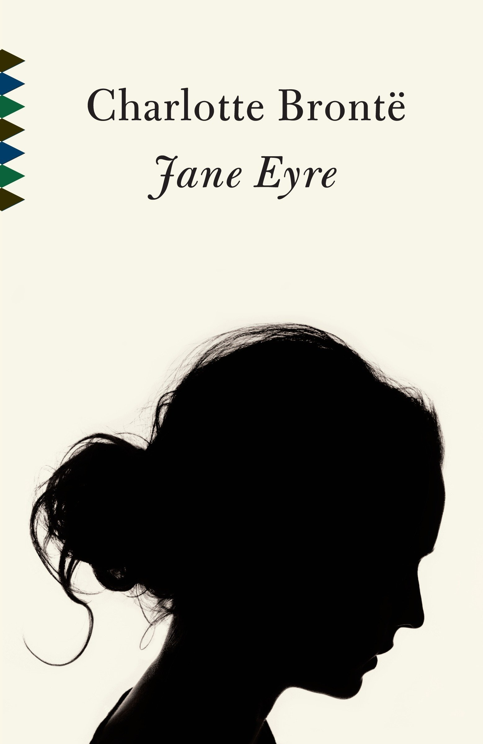 Jane Eyre (Vintage Classics) by Charlotte Brontë   Charlotte Brontë's most beloved novel describes the passionate love between the courageous orphan Jane Eyre and the brilliant, brooding, and domineering Rochester. The loneliness and cruelty of Jane's childhood strengthens her natural independence and spirit, which prove invaluable when she takes a position as a governess at Thornfield Hall. But after she falls in love with her sardonic employer, her discovery of his terrible secret forces her to make a heart-wrenching choice. Ever since its publication in 1847,  Jane Eyre    has enthralled every kind of reader, from the most critical and cultivated to the youngest and most unabashedly romantic. It lives as one of the great triumphs of storytelling and as a moving and unforgettable portrayal of a woman's quest for self-respect.