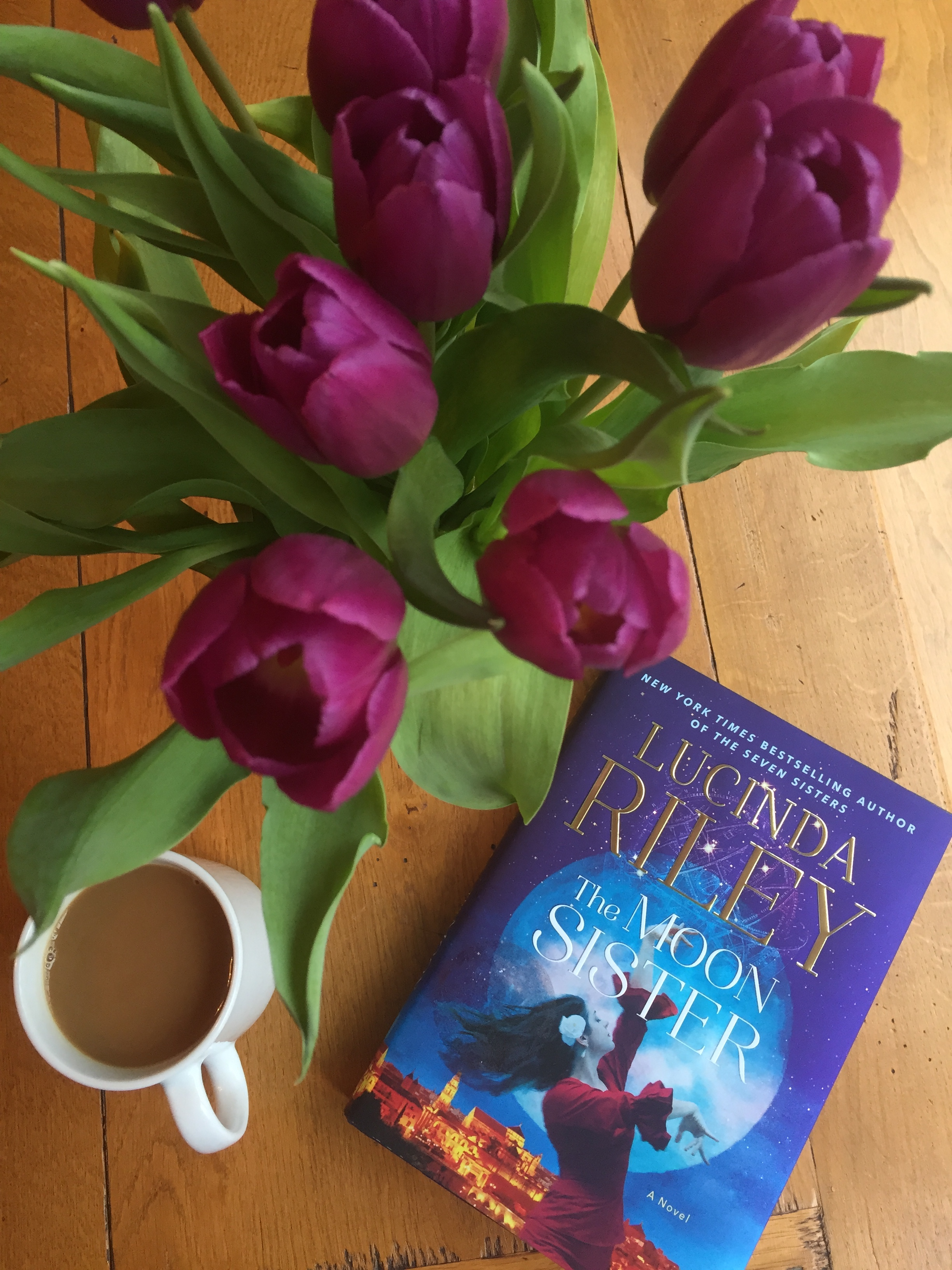 Book Review for THE MOON SISTER by Lucinda Riley