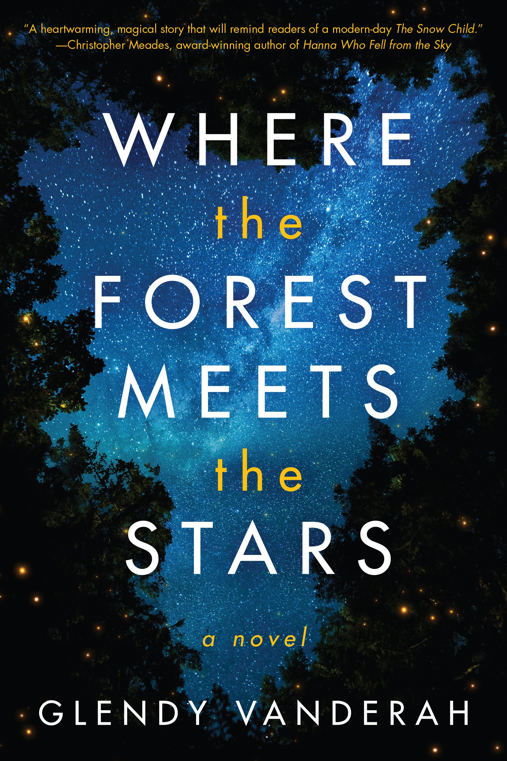 WHERE THE FOREST MEETS THE STARS by Glendy Vanderah
