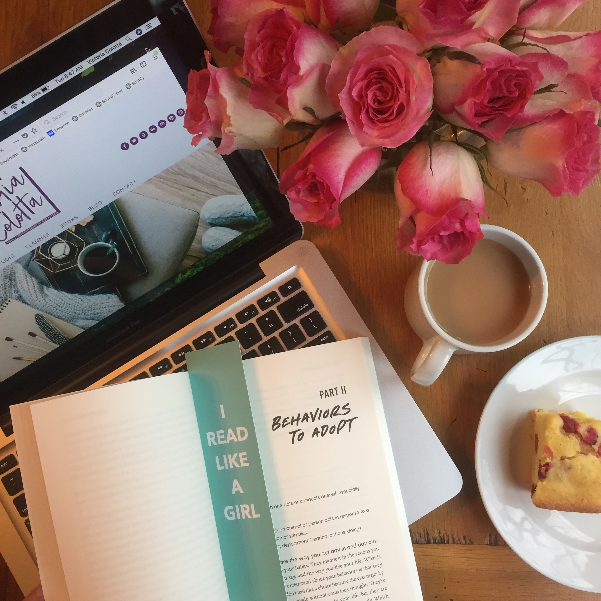 Open Book - Book Review for GIRL, STOP APOLOGIZING by Rachel Hollis