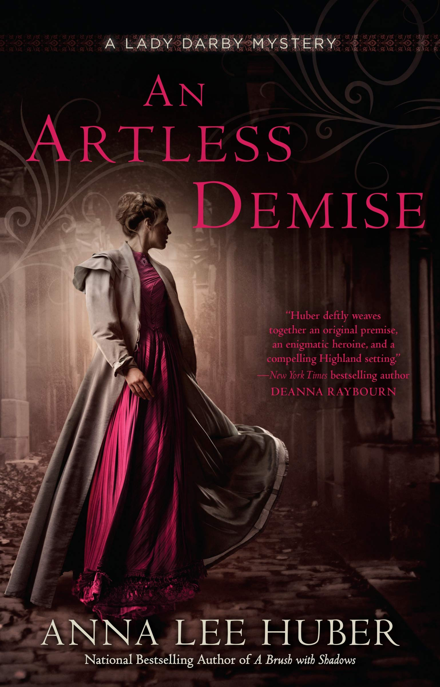 AN ARTLESS DEMISE by Anna Lee Huber