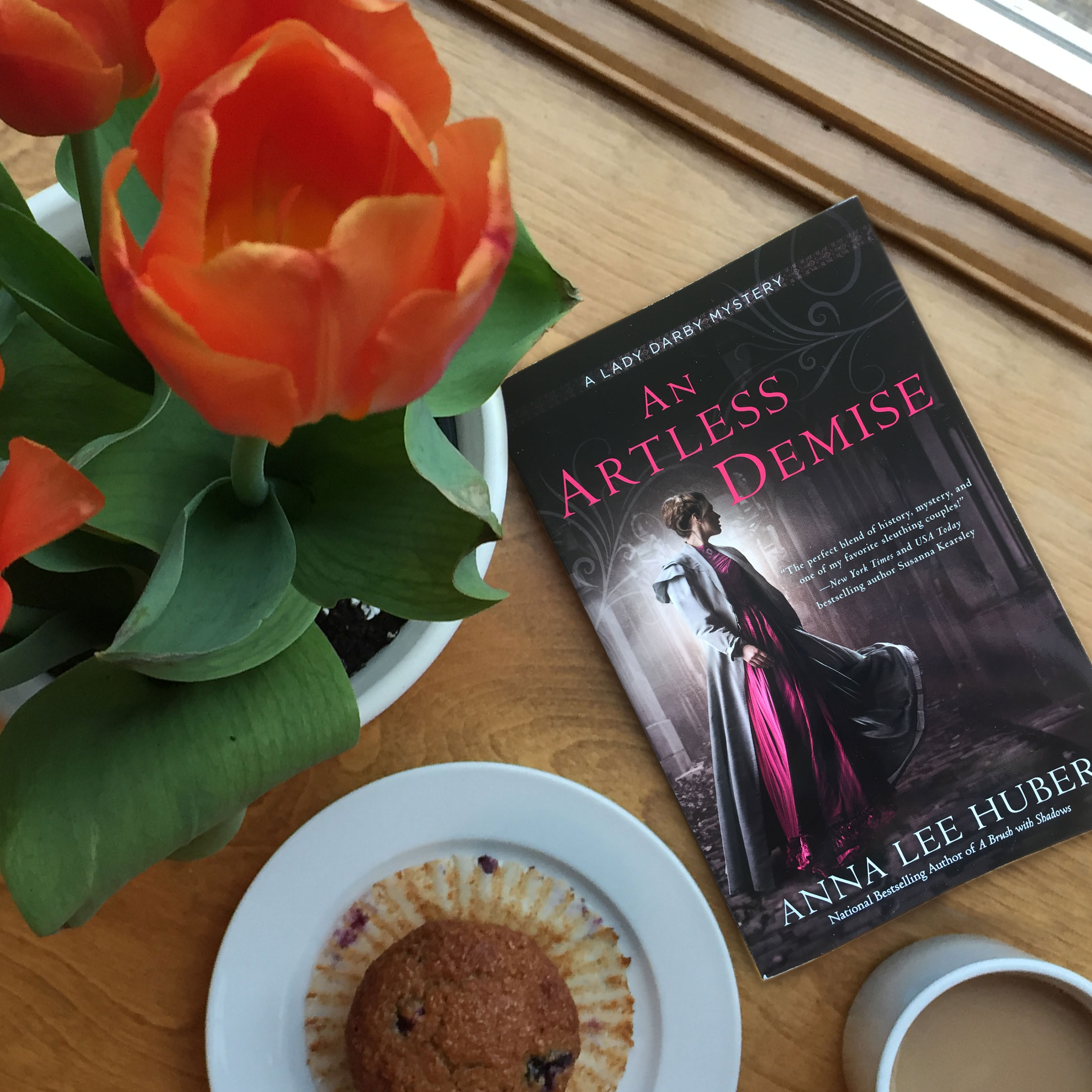 Book Review for AN ARTLESS DEMISE by Anna Lee Huber