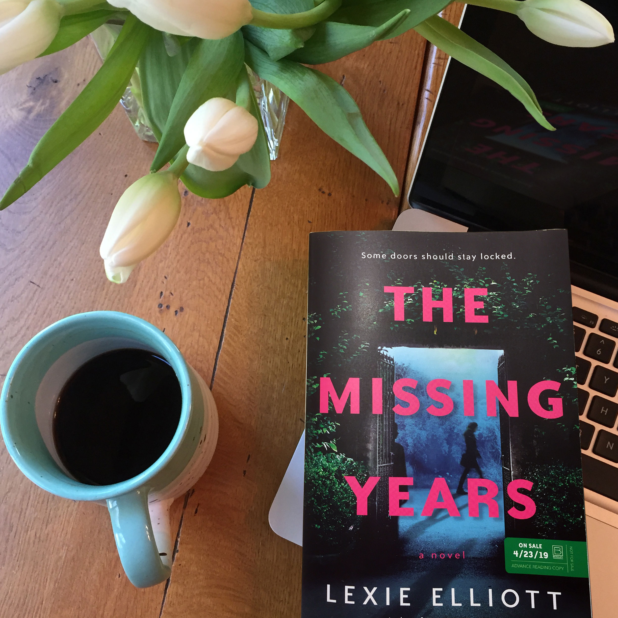TheMissingYears.jpgBook Review for THE MISSING YEARS by Lexie Elliott