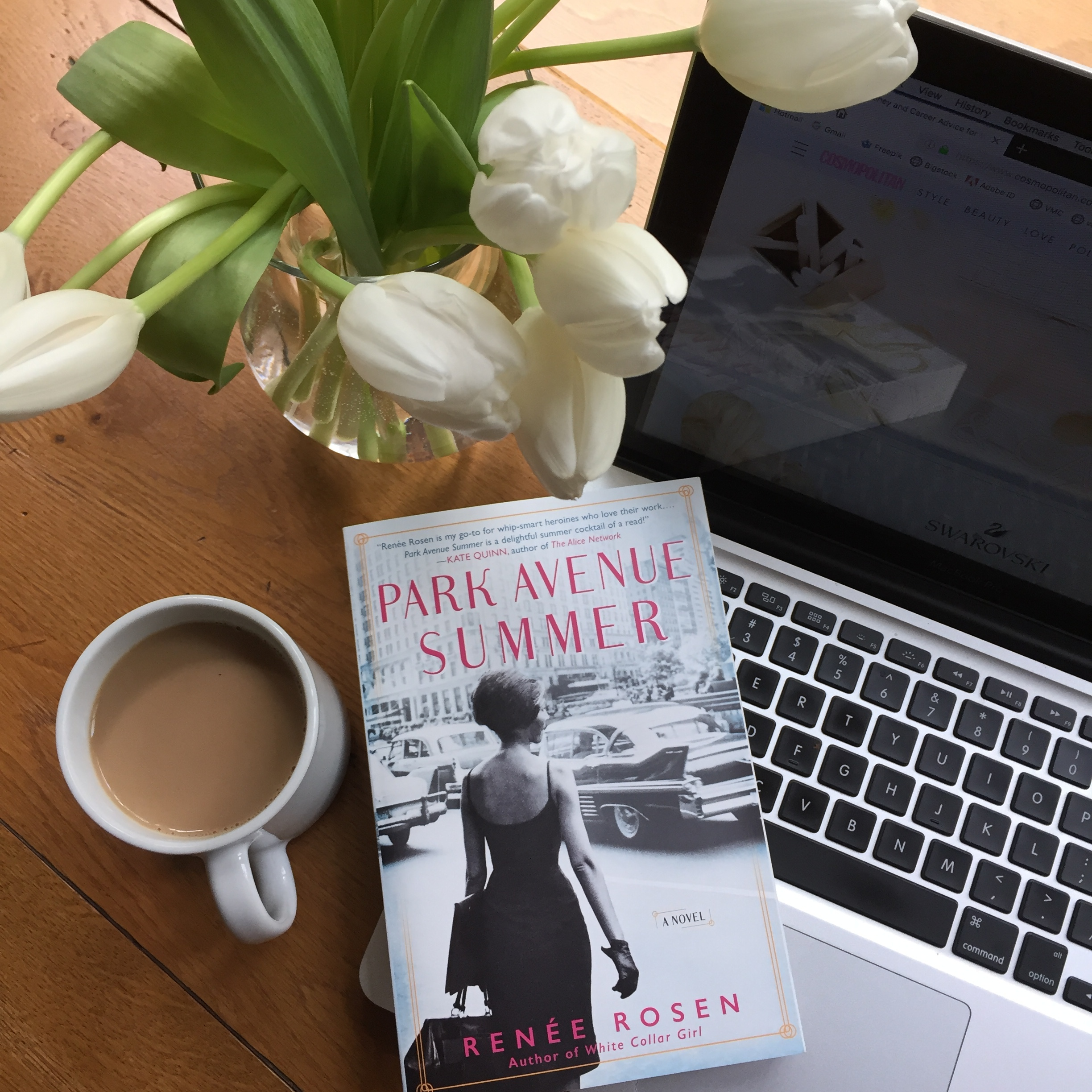 Book Review for PARK AVENUE SUMMER by Renee Rosen