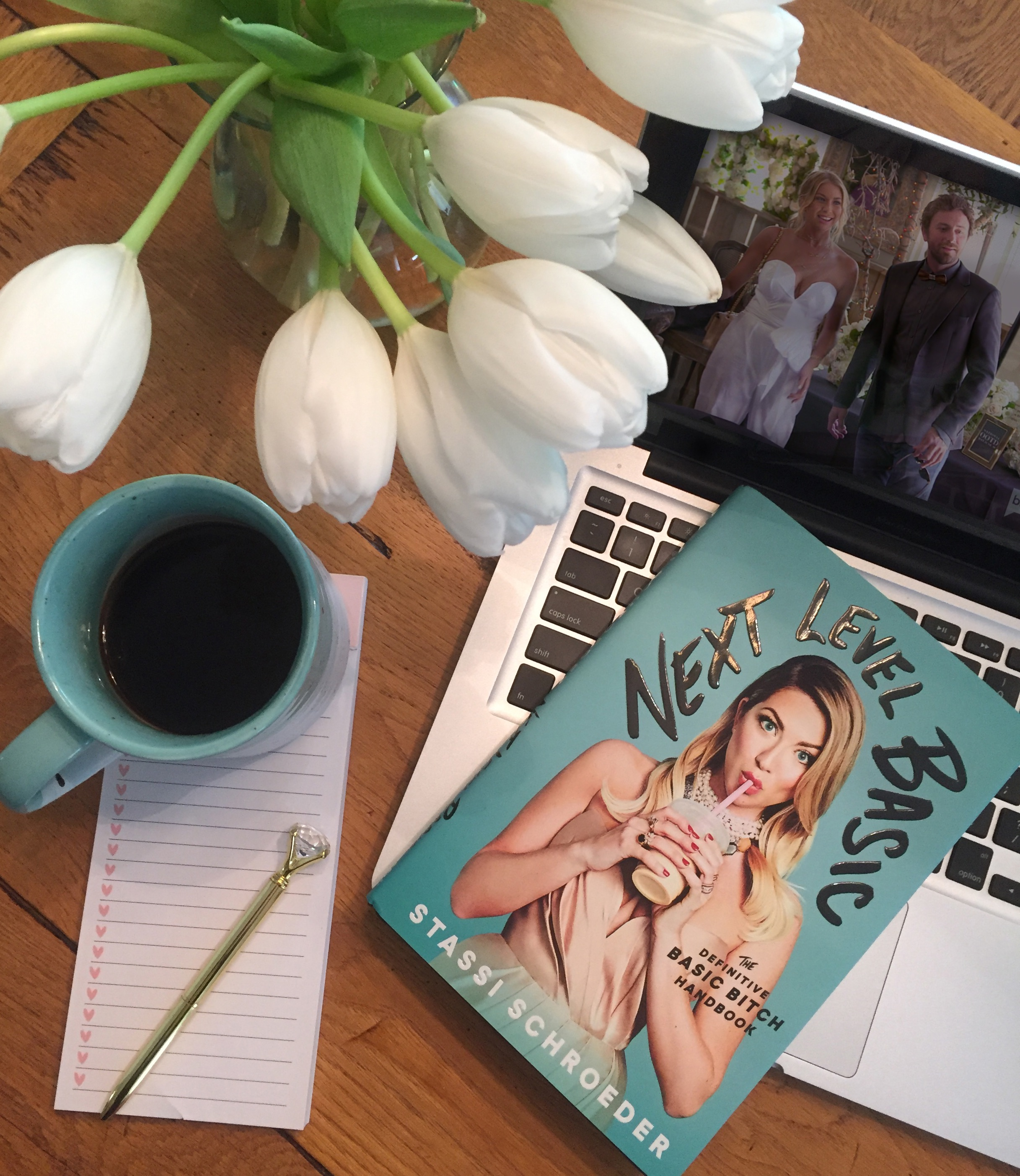 Book Review for NEXT LEVEL BASIC by Stassi Schroeder