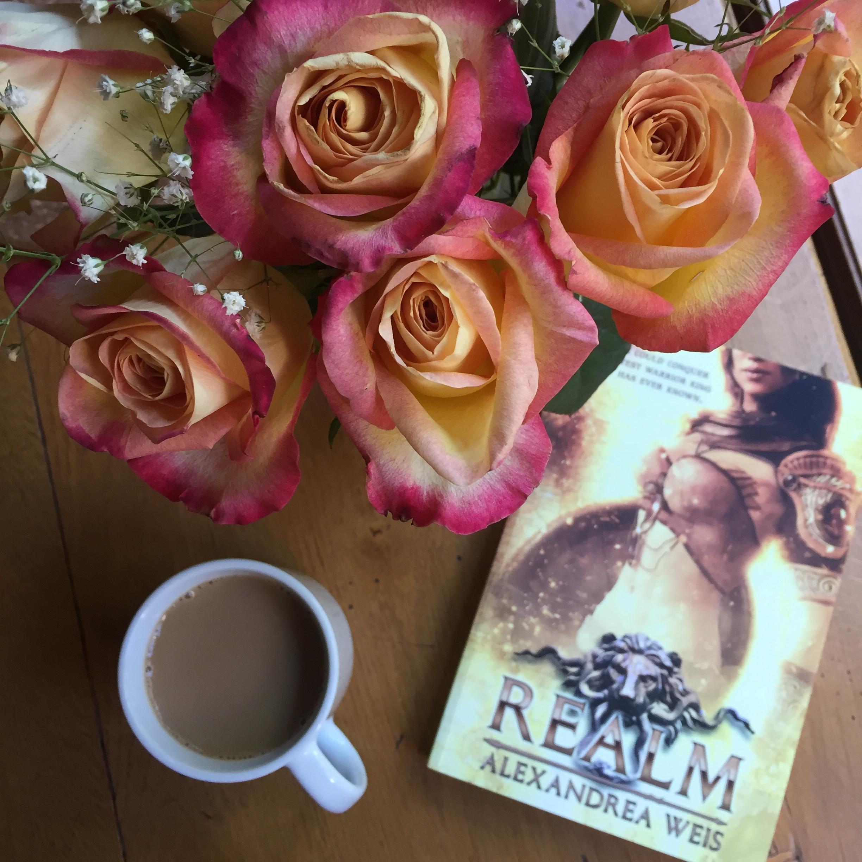Spotlight for Alexandrea Weis's REALM