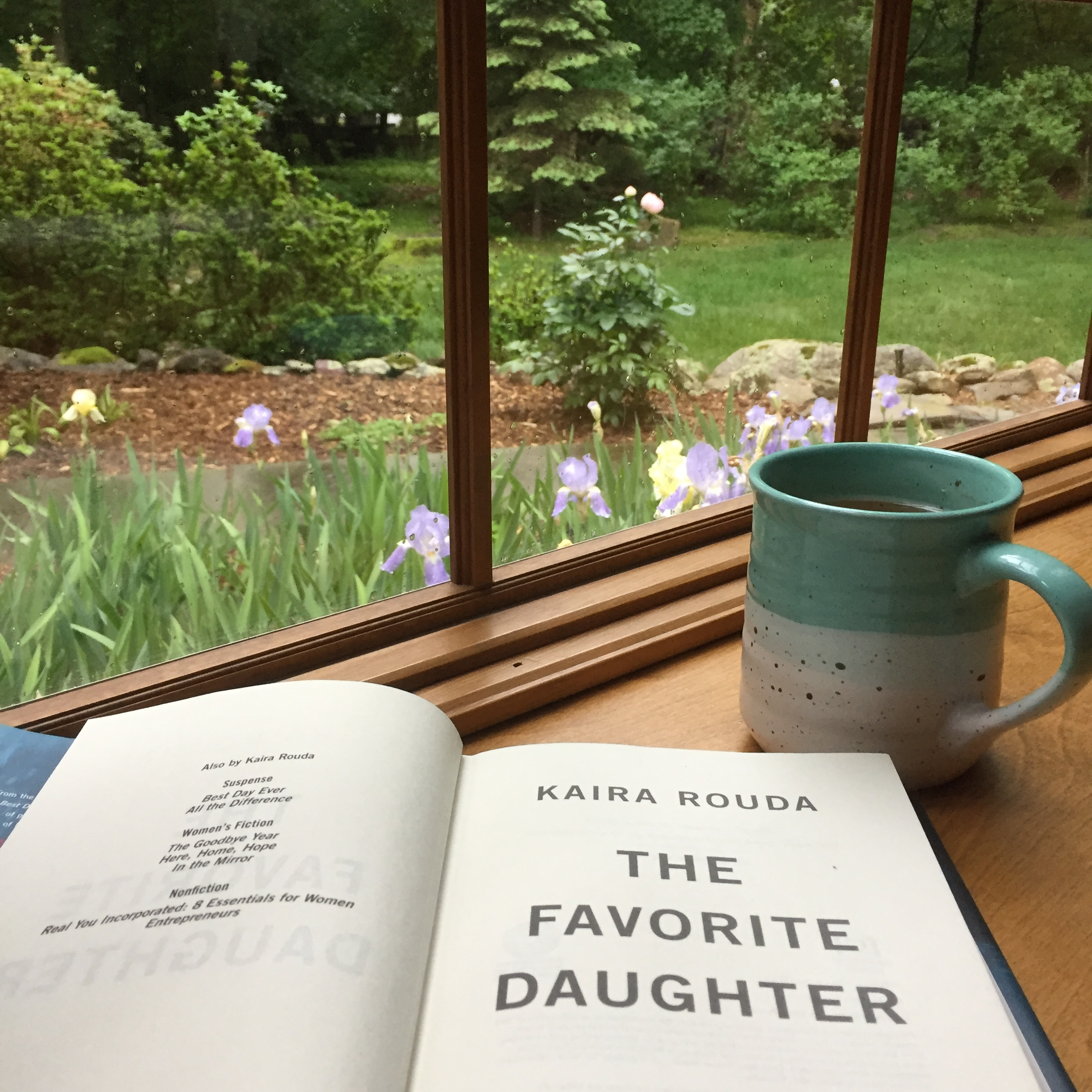 Book Review for THE FAVORITE DAUGHTER by Kaira Rouda