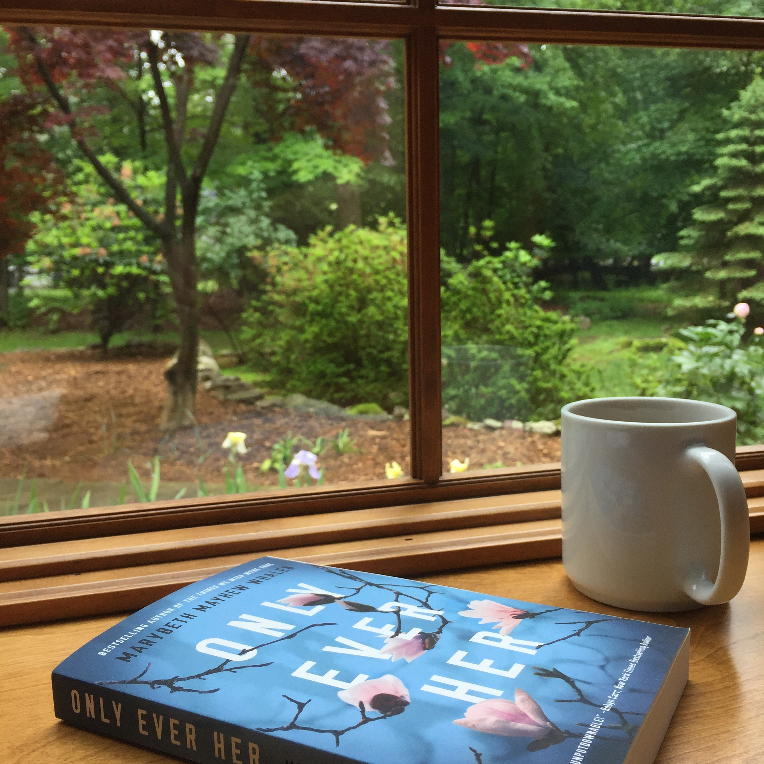 Book Review for ONLY EVER HER by Marybeth Mayhew Whalen
