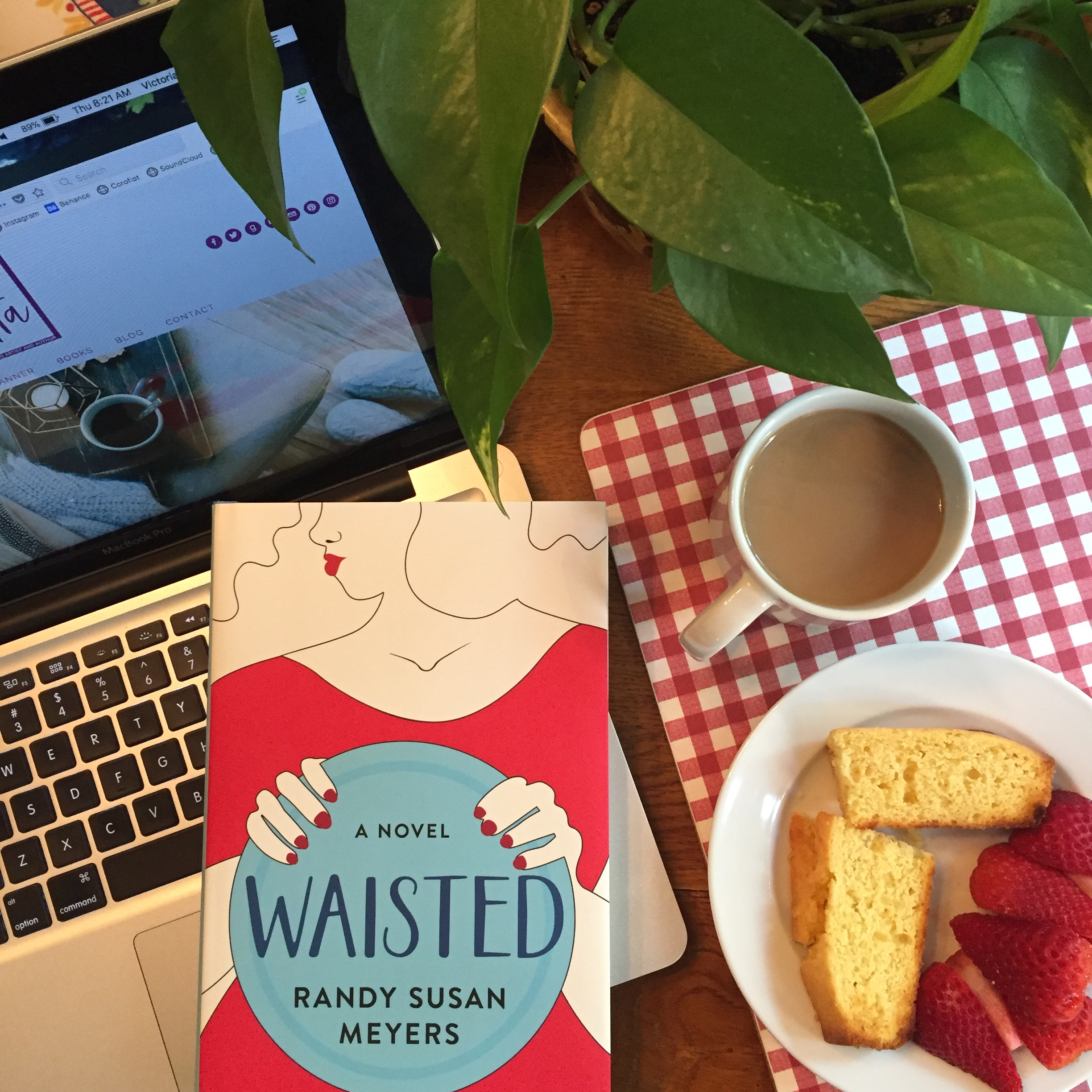 Book Review for WAISTED by Randy Susan Meyers