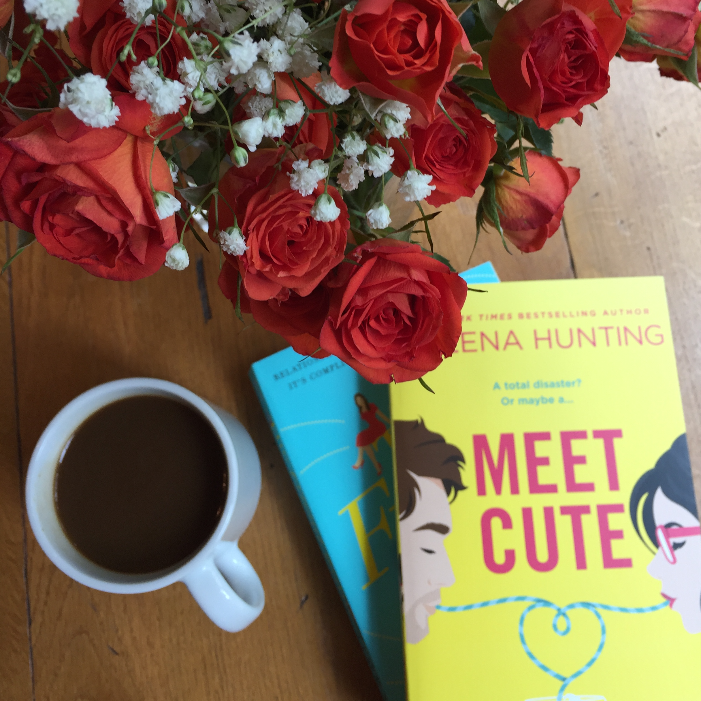 *Book Review for MEET CUTE by Helena Hunting*