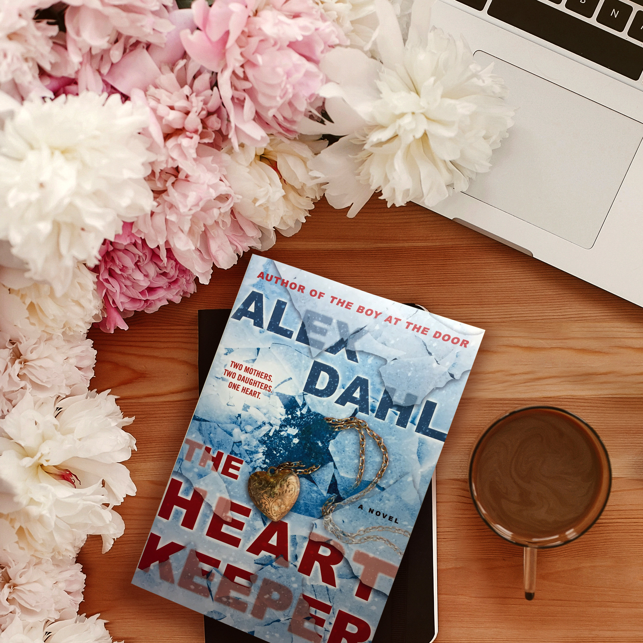 * Book Review for THE HEART KEEPER by Alex Dahl *
