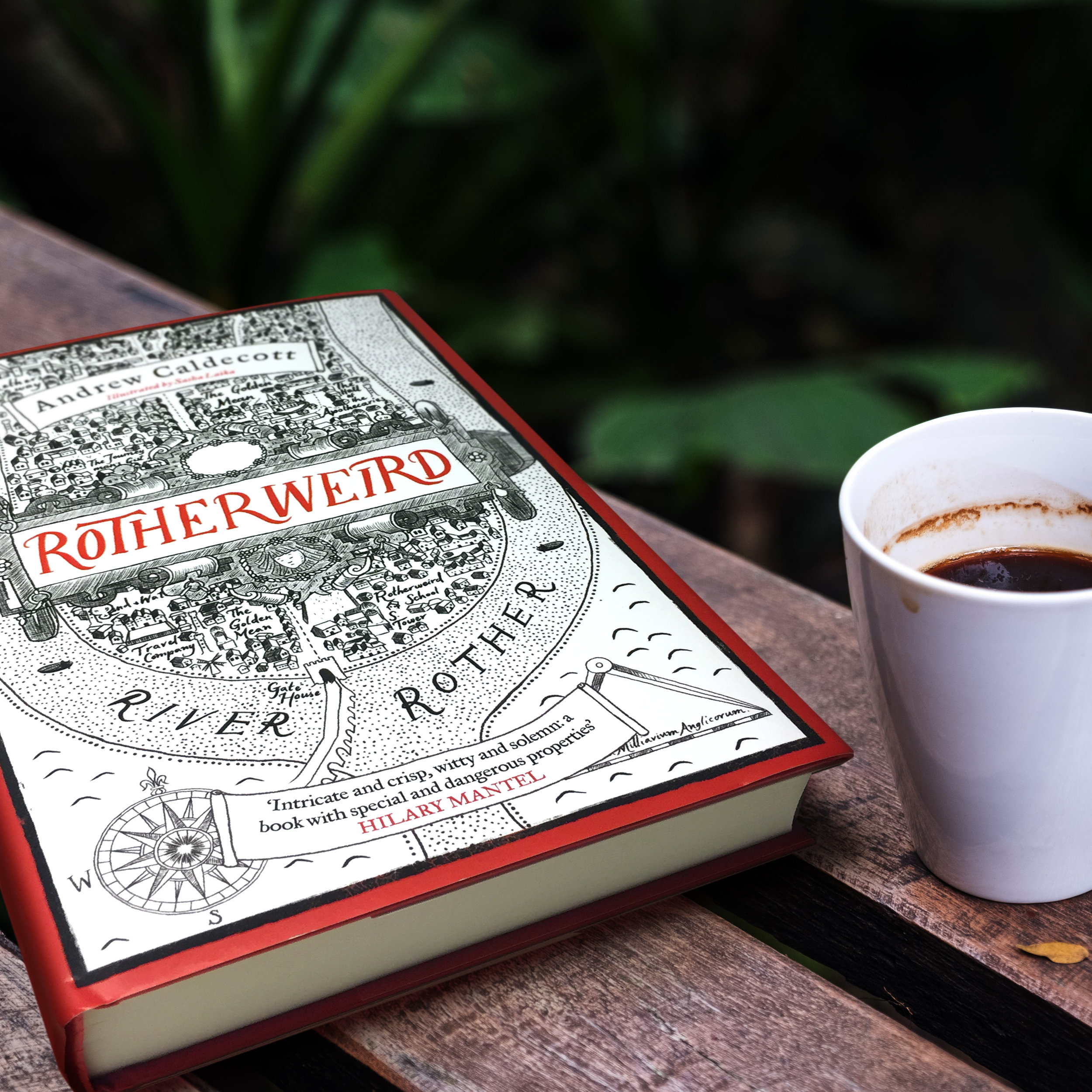 * ROTHERWEIRD by Andrew Caldecott *
