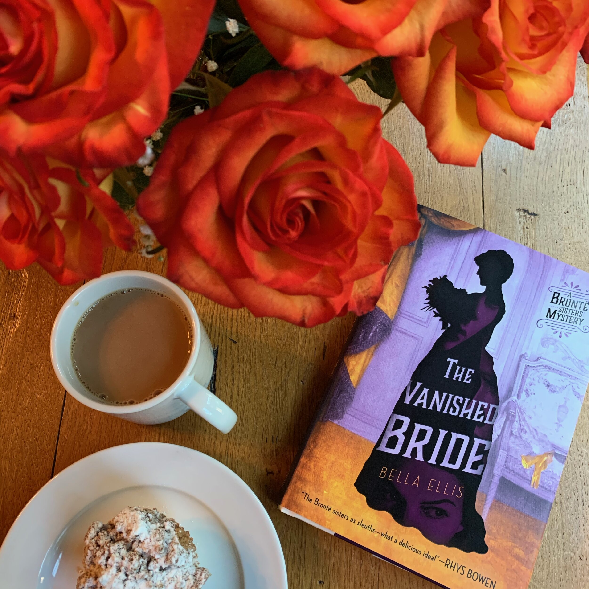 Book Review for THE VANISHED BRIDE by Bella Ellis