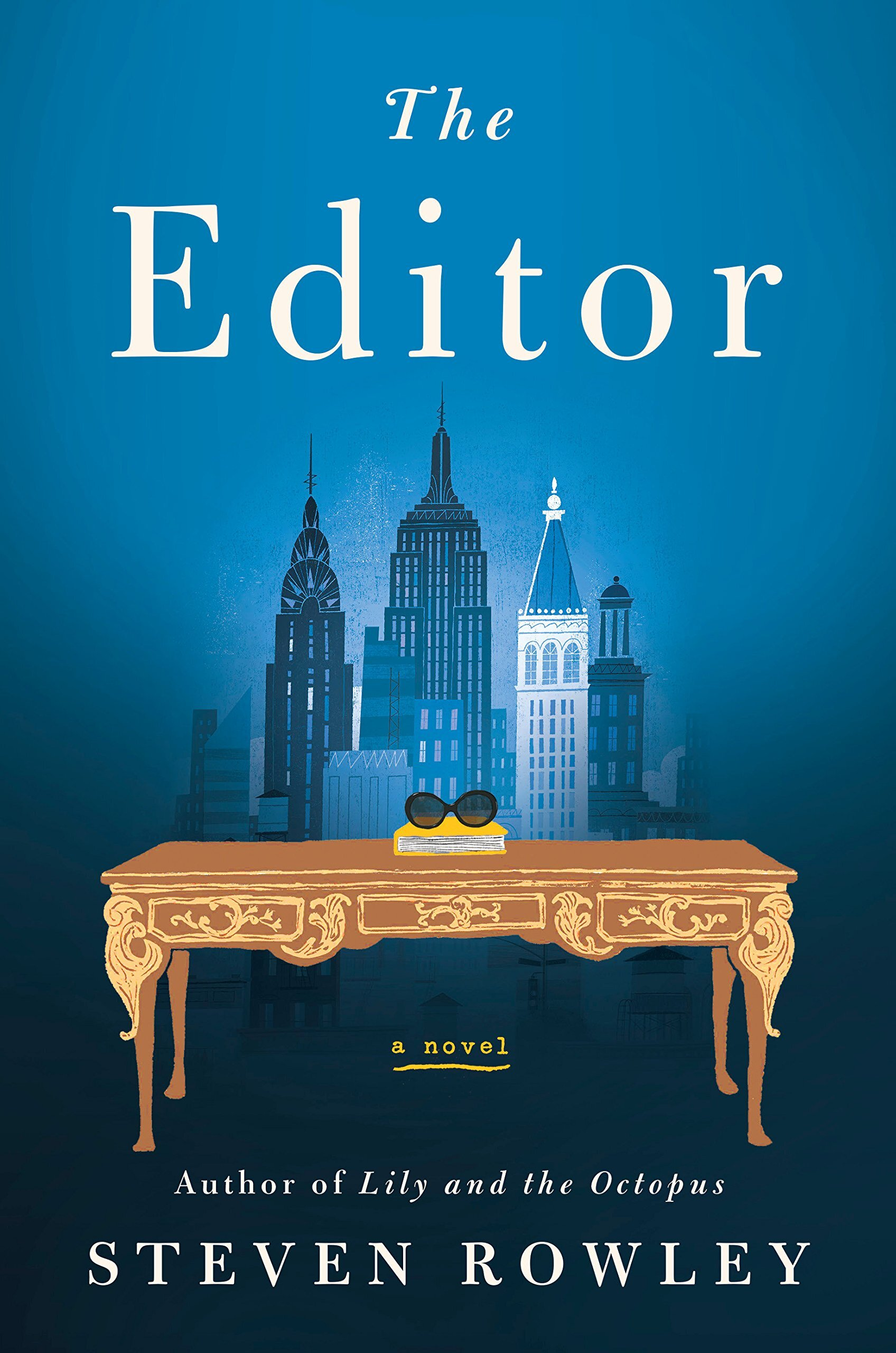 THE EDITOR by Stephen Rowley